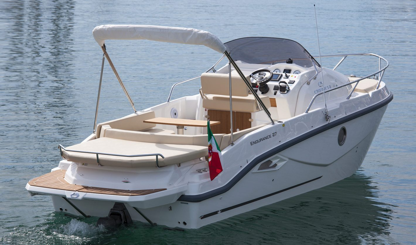 Cranchi Endurance 27 to sell lake Como dealer