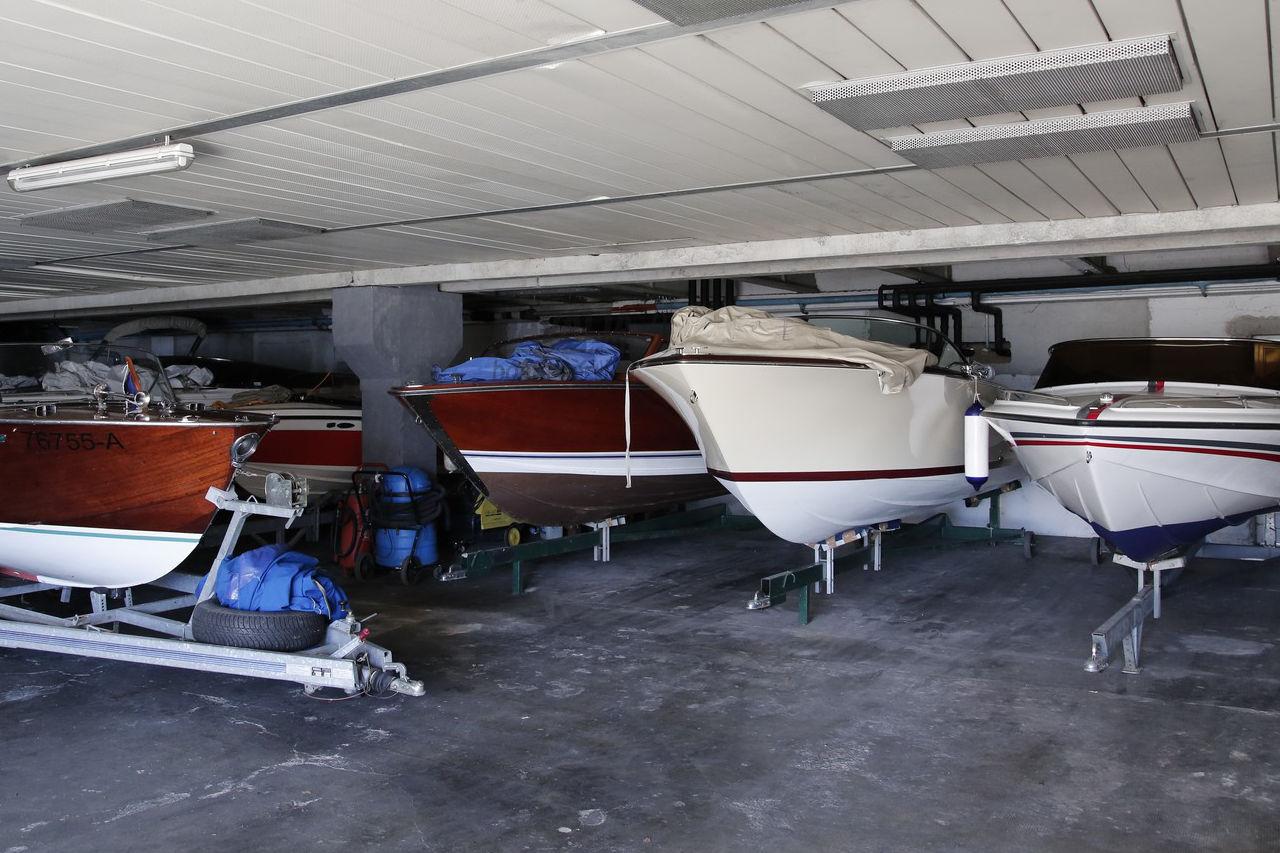 boats dry storage menaggio lake como