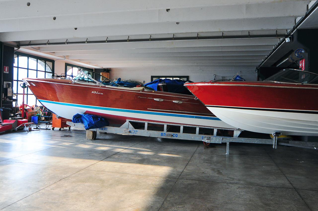 boats services on lake Como