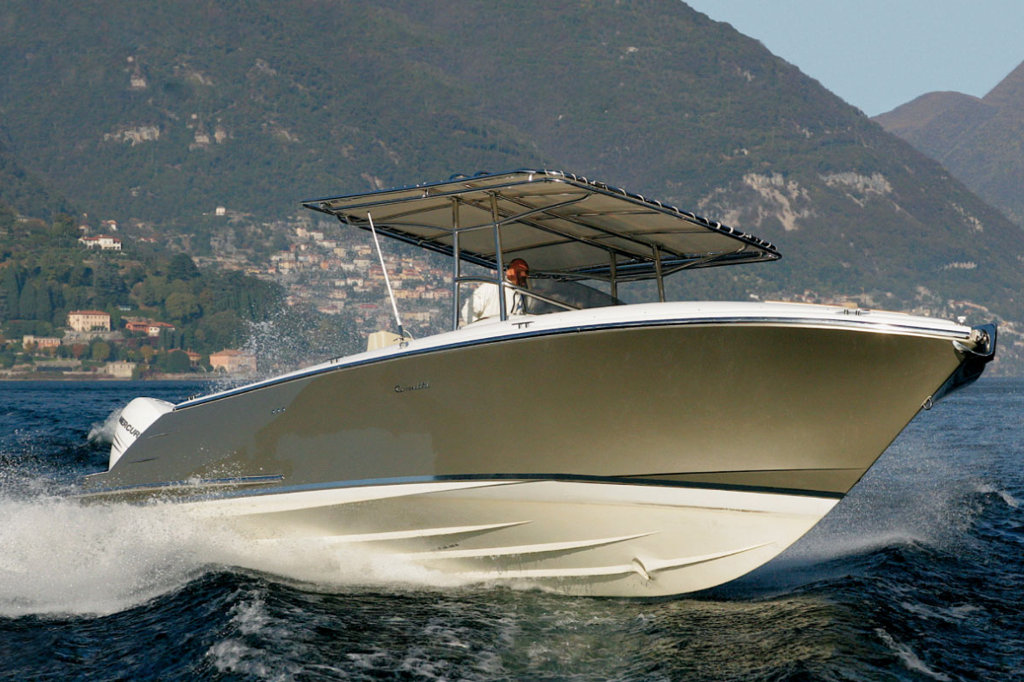 Comitti Isola 33 to sell lake Como