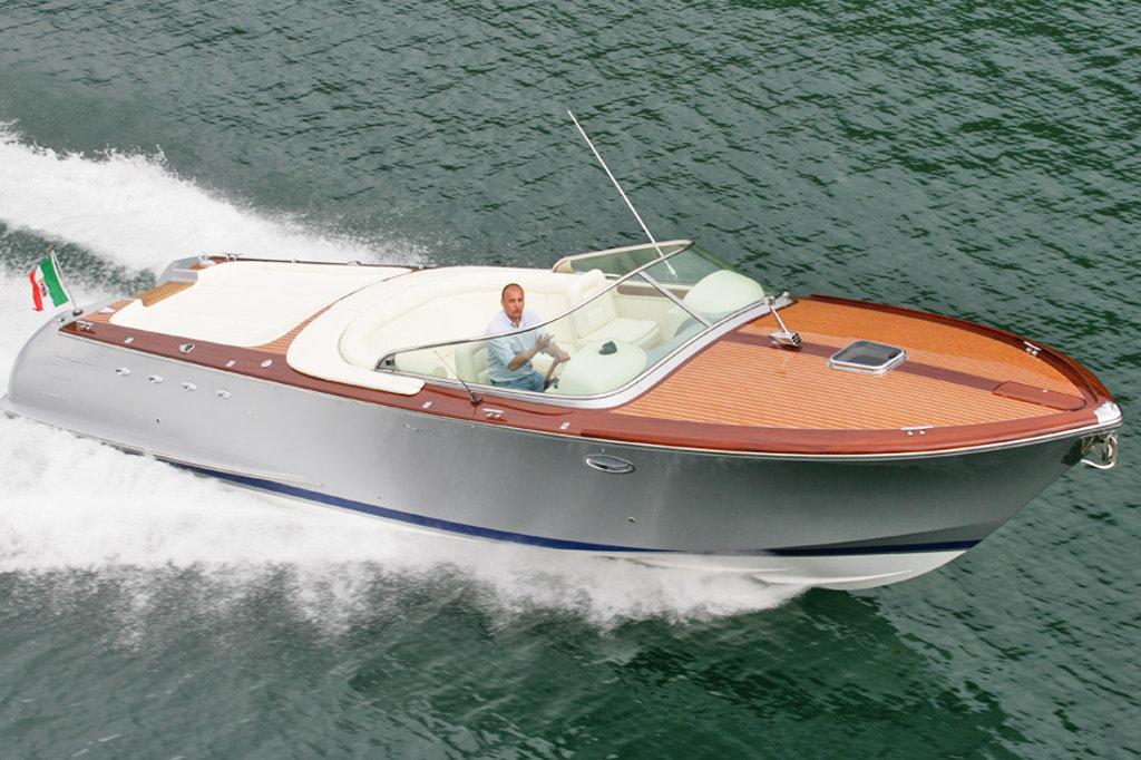 Comitti Venezia 33 new sell lake Como