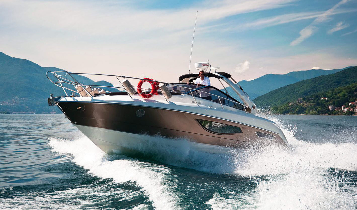 cranchi boats dealer lake Como