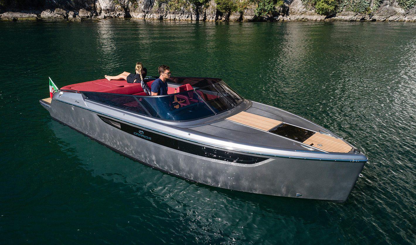Cranchi E26 Classic / Rider in vendita sul lago di Como