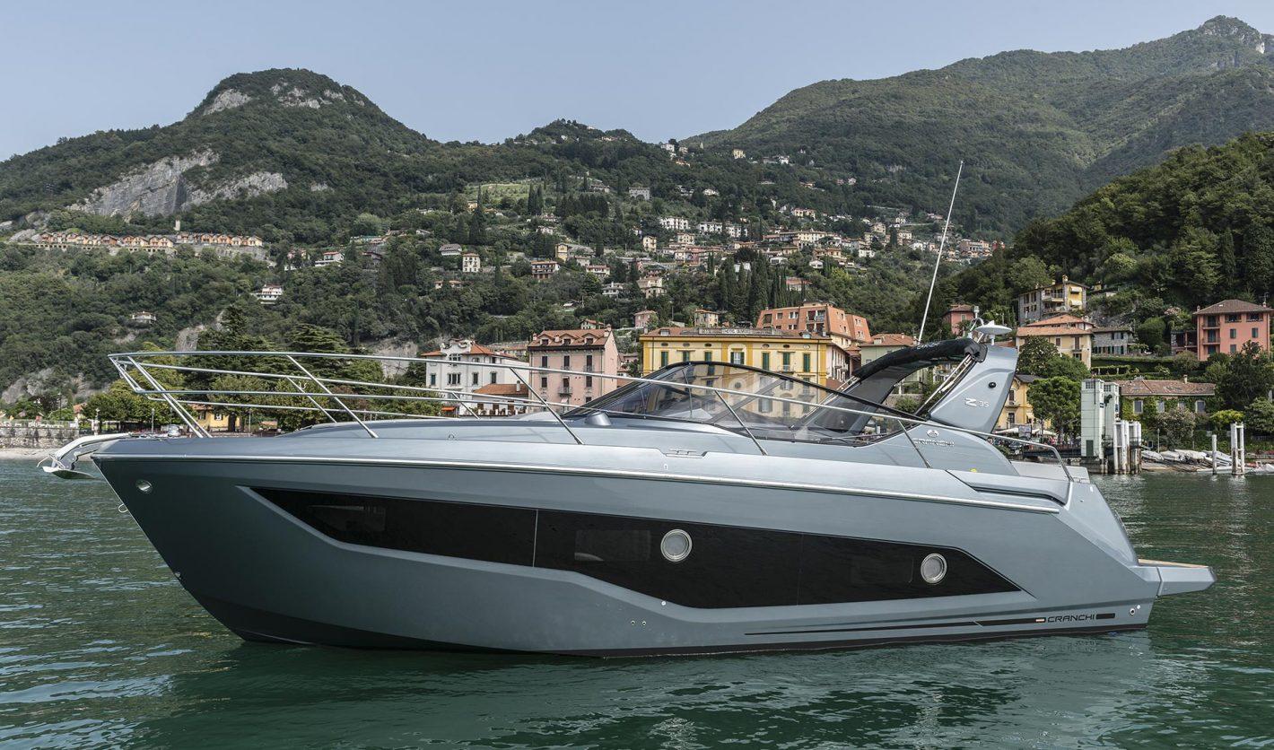 Cranchi Z35 to sell lake Como dealer