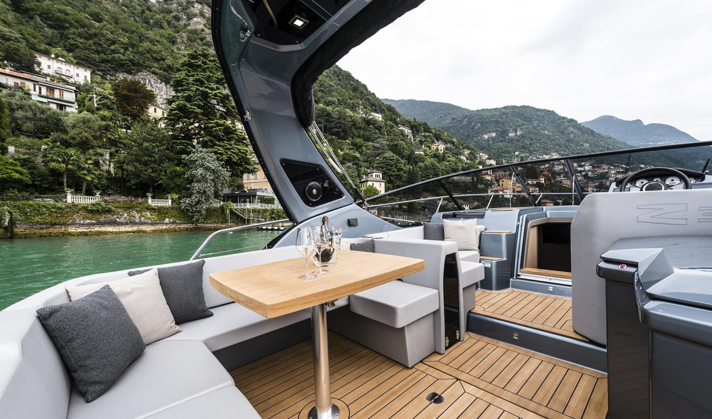 Cranchi Z35 to sell lake Como dealer