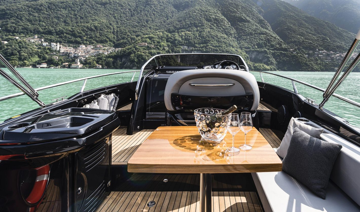 Cranchi Endurance 30 to sell lake Como dealer