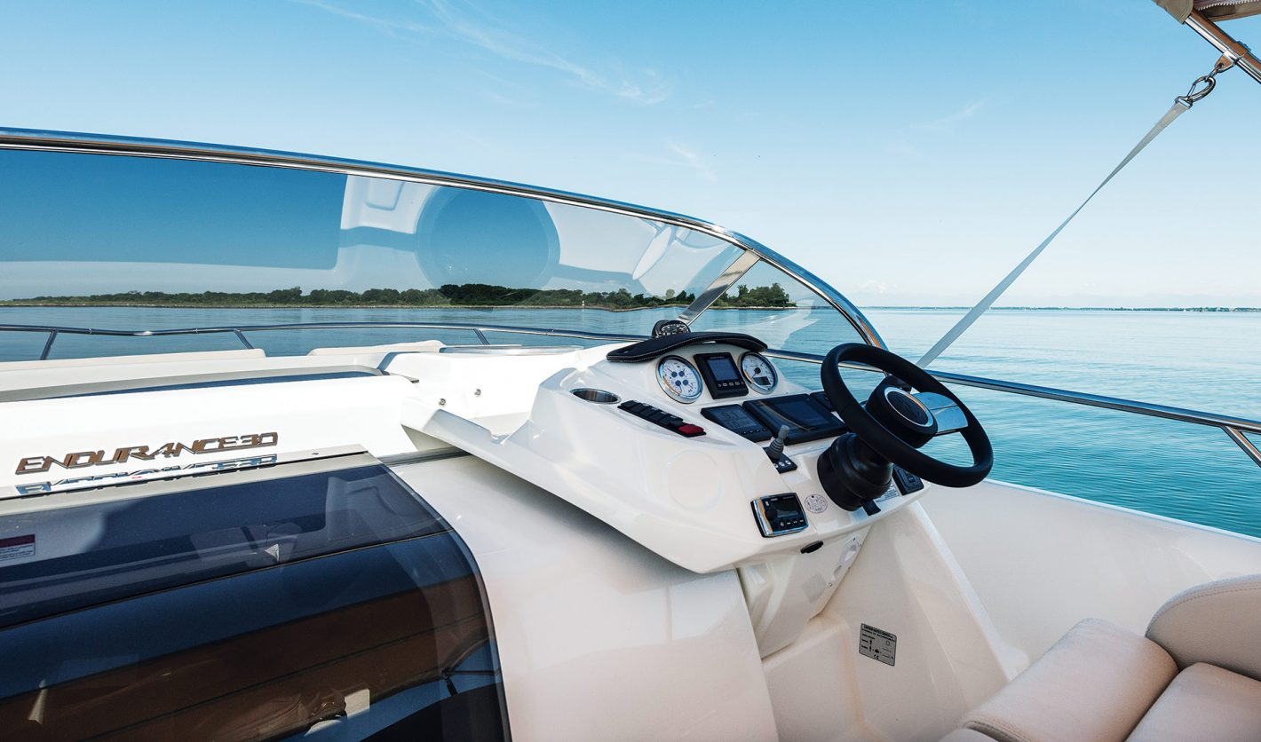 Cranchi Endurance 30 to sell lake Como dealer