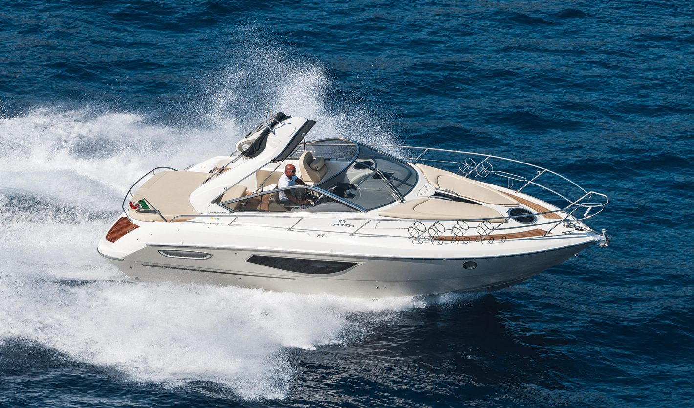 Cranchi Endurance 33 to sell lake Como dealer