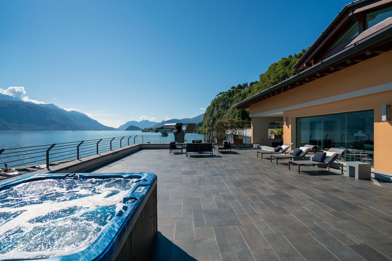 Villa navalia Menaggio Lago di Como appartamenti vacanza