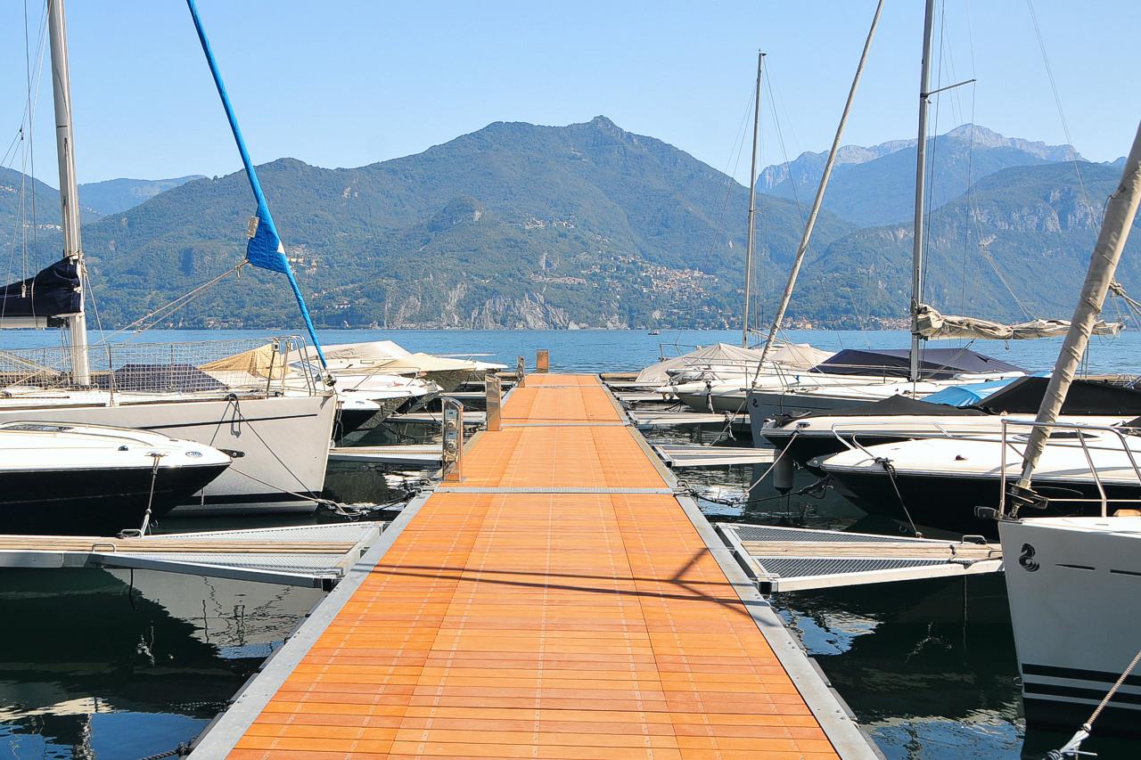 marina menaggio posti barca lago di Como