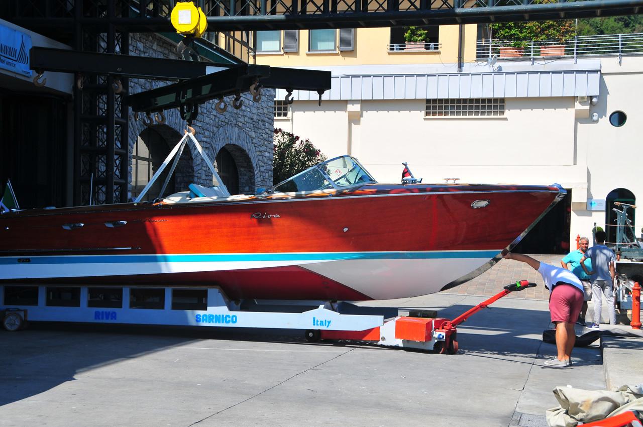 Navalia Boats assistenza e manutenzione motoscafi lago di Como