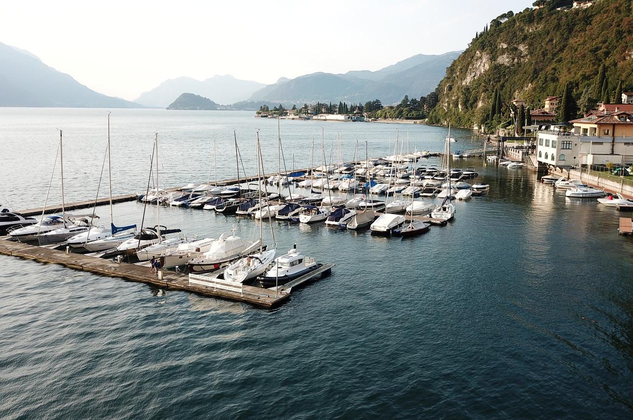 boats maintenance menaggio lake Como