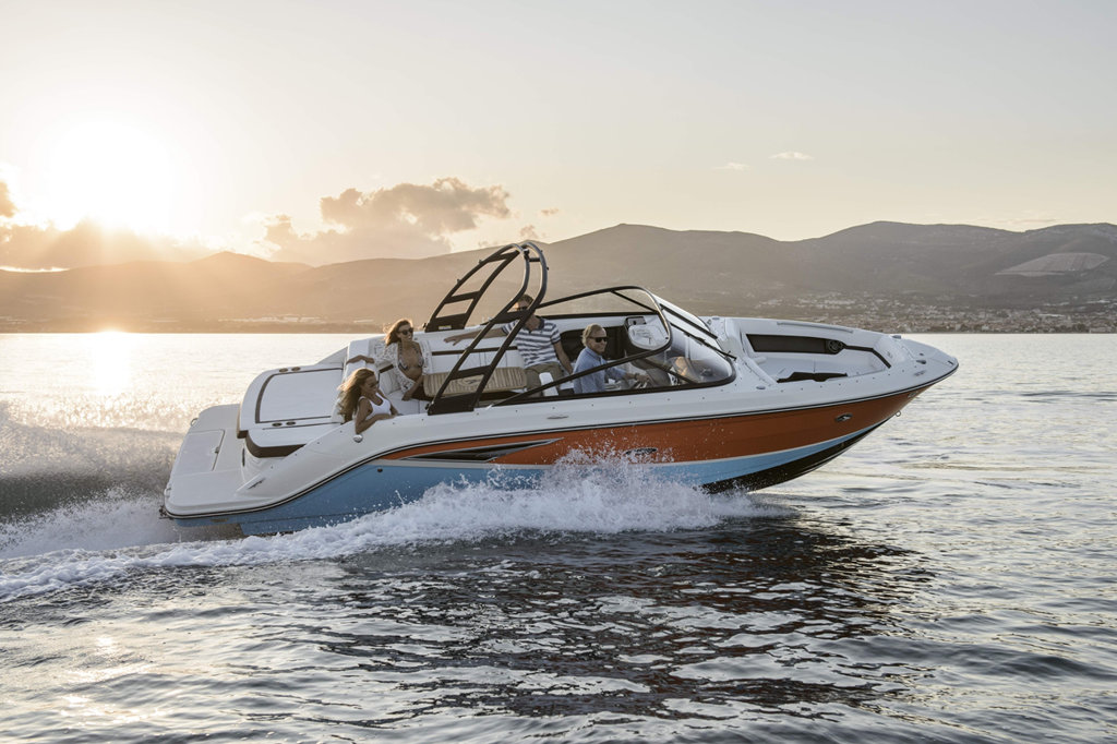 Sea Ray 250 to sell lake Como