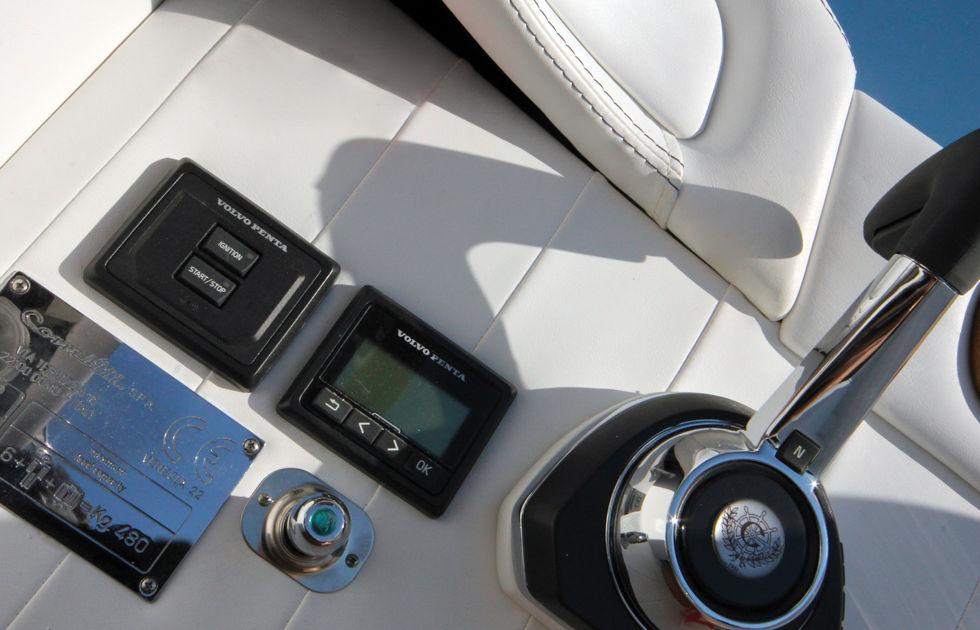 Volvo penta Mercruiser lake Como